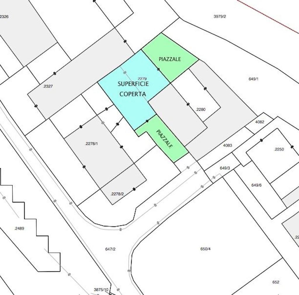 Vendita capannone artigianale tione di trento immobili in for Planimetrie capannone