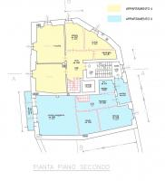 Planimetria piano secondo 476