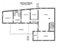planimetria piano 1