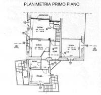 planimetria PIANO PRIMO RIF 453