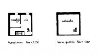 Planimetria Sottotetto e Tetto
