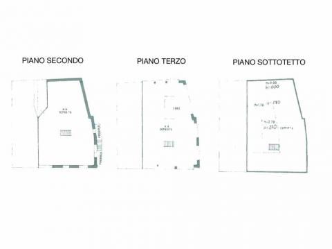 Casa da ristrutturare vendita seo sclemo stenico trentino detrazioni ristrutturazioni affare37 planimetria