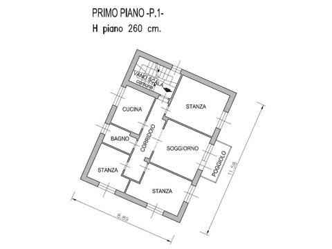 planimetria 234 2