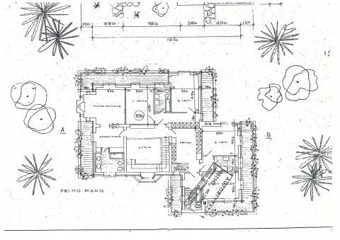 planimetria I piano 382