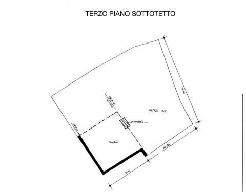 planimetria 2 piano terzo 466