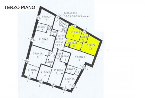 planimetria rif 516