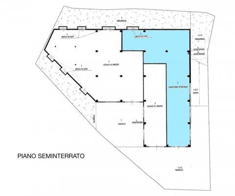 planimetria rif440