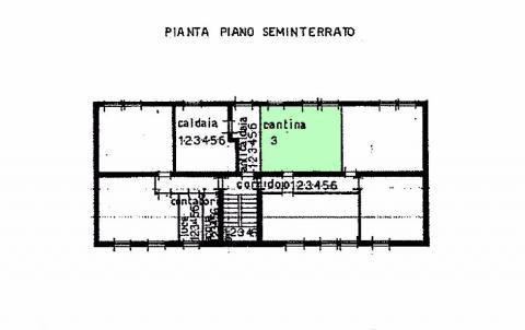 Planimetria cantina 388