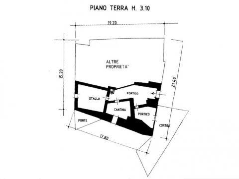 Planimetria piano terra 355