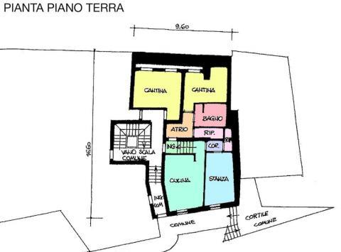 planimetria rif444