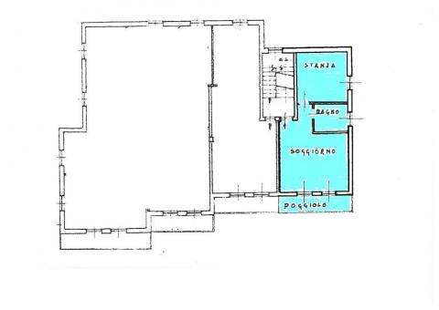 Planimetria rif 426