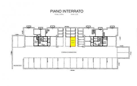 planimetria RIF 457