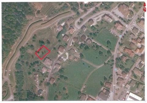 terreno edificabile trentino residenziale montagna05 planimetria